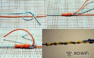 Как вязать рыболовный узел «морковка» и «олбрайт»