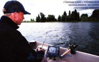 Рыбалка троллингом на реке с лодки, обзор снастей и техника ловли