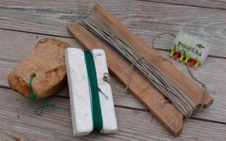 Ловля чехони на резинку: изготовление снасти, техника ловли