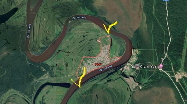 Рыбалка в Омске на Иртыше: какая рыба водится, уловистые места