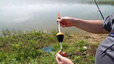 Ловля толстолобика на технопланктон, техника ловли и обзор снастей