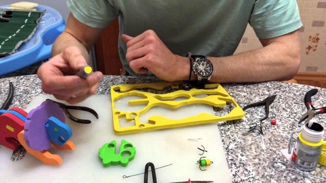 Как сделать мандулу своими руками для рыбалки на судака, карася, щуку, окуня