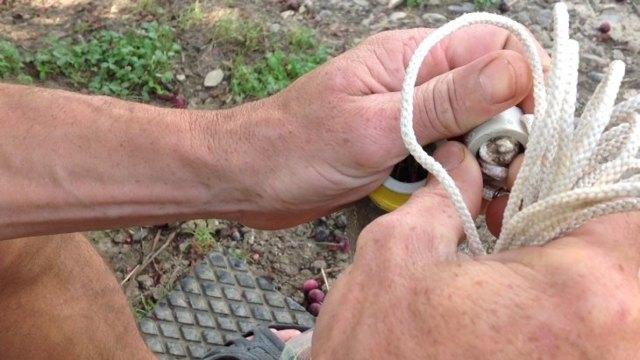 Техника заброса кастинговой сети: заброс сети с кольцом, испанки