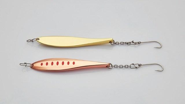 Ловля щуки на колебалки: техника ловли, уловистые модели