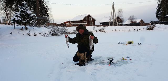 Рыбалка в Подмосковье с домиками недорого, выбор места и цены