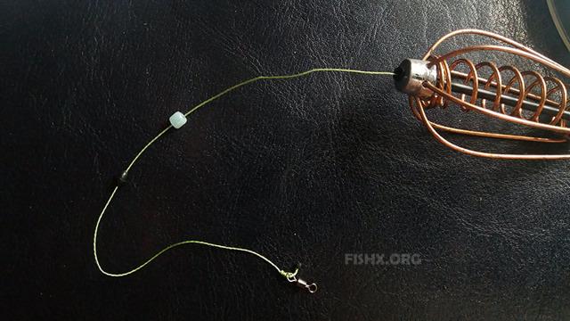 Ловля карася на пружину: как изготовить снасть и техника ловли