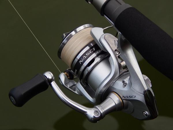 Выбор спиннинга и катушки для рыбалки