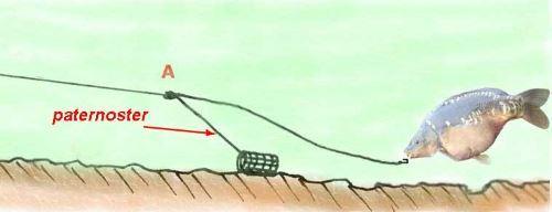 Петля гарднера для фидера, как вязать