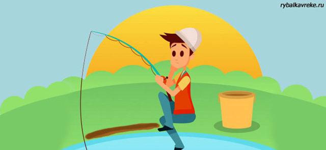 Как найти бровку или яму, на реке и водоеме