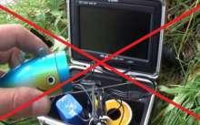 Камера для подледной рыбалки: выбор камеры, обзор камер