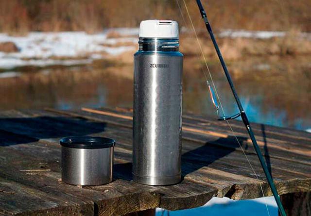 Лучший термос для зимней рыбалки: виды, объем, материал, производители