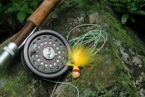 Ловля нахлыстом для начинающих: техника ловли и снасть