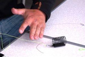 Монтаж оснасток для фидера - видео уроки