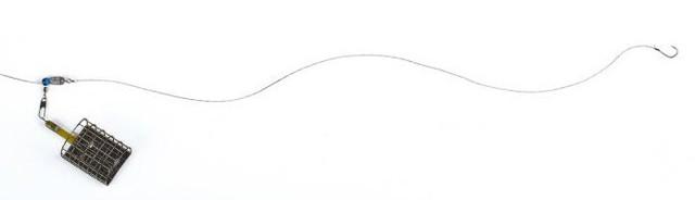 Длина поводка для фидера, какой длины должен быть поводок