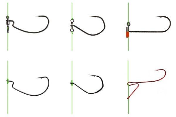 Дроп-шот: оснастка и ее монтаж, как привязать дроп шот (фото)