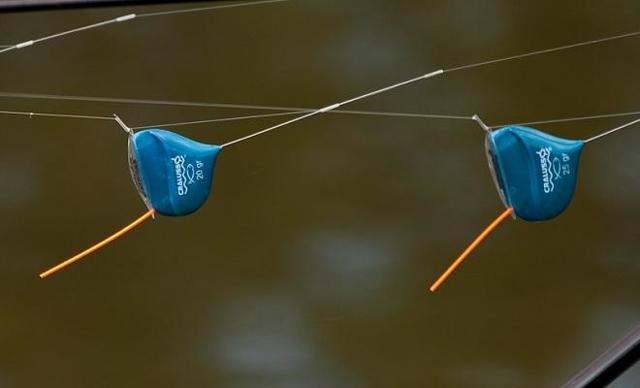 Какой поплавок купить для ловли рыбы на сильном течении