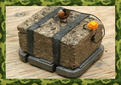 Ловля карпа на макуху (макушатник) оснастка своими руками