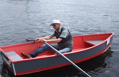 Как сделать самодельную лодку из фанеры своими руками, чертежи лодки