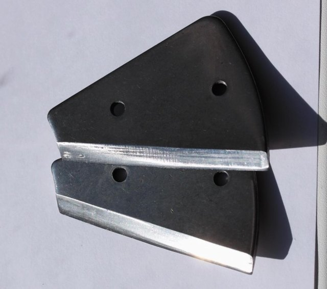 Заточка ножей для ледобура в домашних условиях, лучшие способы