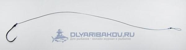 Поводки на карася: определяемся с длиной, леской