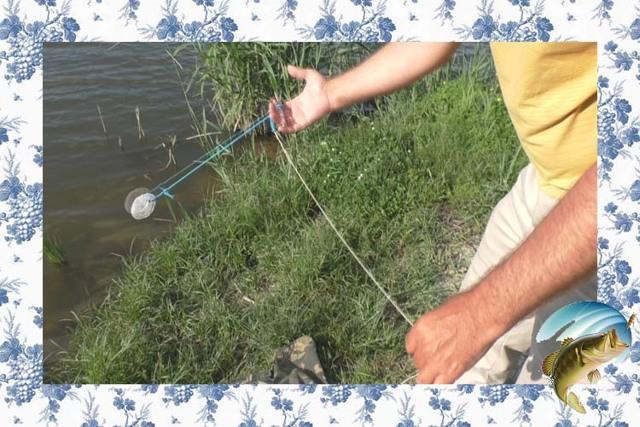 Рыбалка на резинку, как сделать резинку своими руками