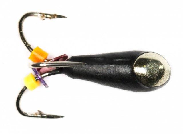 Безнасадочные мормышки для зимней рыбалки: уловистые и самодельные