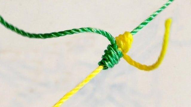 Как привязать леску к леске - 3 надежных способов