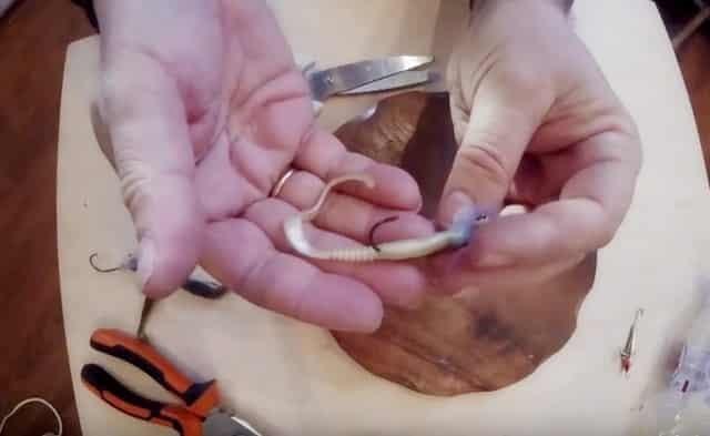 Как сделать балансир на окуня своими руками, фото и видео примеры