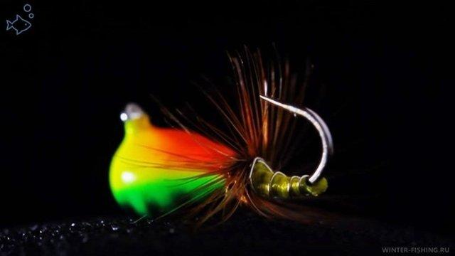 Уловистые мормышки для зимней рыбалки, рейтинг лучших моделей