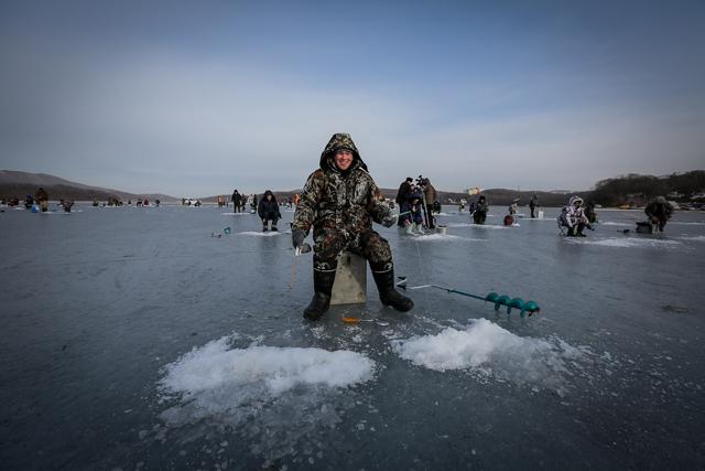 Рыбалка во Владивостоке: что и где ловится, рыболовные места, зимняя рыбалка