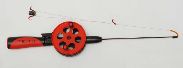 Ловля окуня зимой на балду: техника ловли, изготовление балды
