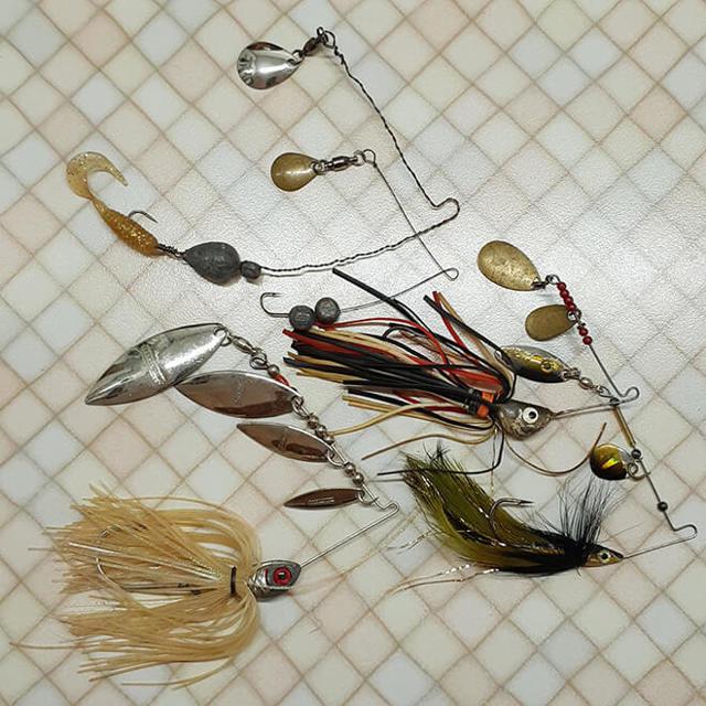 Ловля щуки на спиннербейт: техника ловли, лучшие спиннербейты