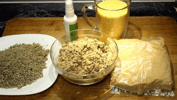 Рецепты прикормок для плотвы своими руками, в домашних условиях