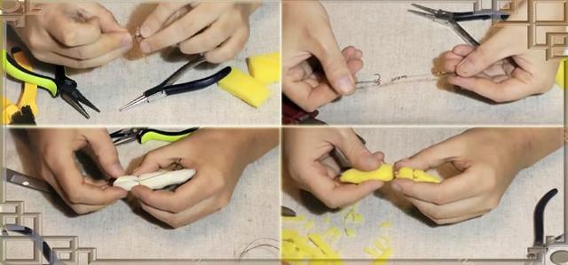 Как сделать поролоновую рыбку своими руками, поролонка