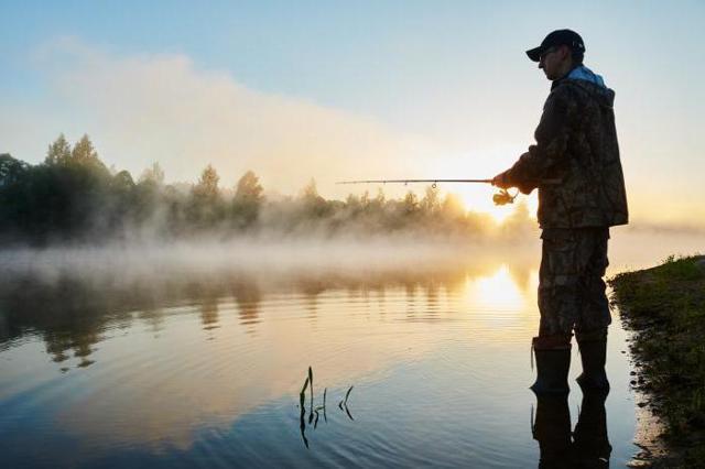 Зимняя рыбалка в Тверской области: на реках и озерах, водохранилищах