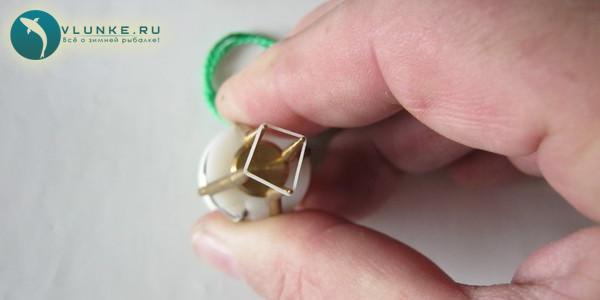 Пучковяз для мотыля своими руками, фото и видео примеры