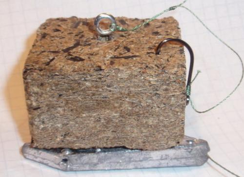 Ловля сазана на жмых (макуху): снасть и техника ловли