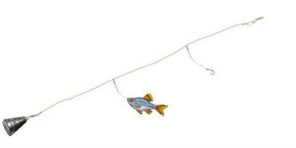 Крючок на судака: какой крючек выбрать при ловле на живца, номер