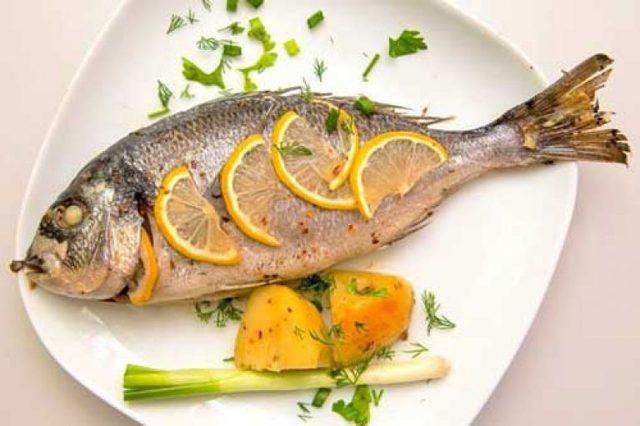 Нежирные сорта рыбы: список диетической рыбы, таблица