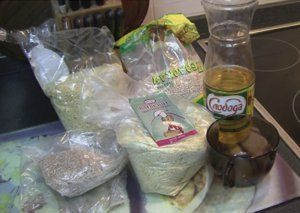 Салапинская каша для рыбалки - рецепт приготовления для фидера