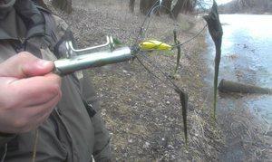 Рыболовные отцепы для воблеров и блесен, своими руками