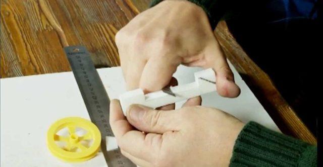 Удочка для зимней рыбалки своими руками, фото примеры