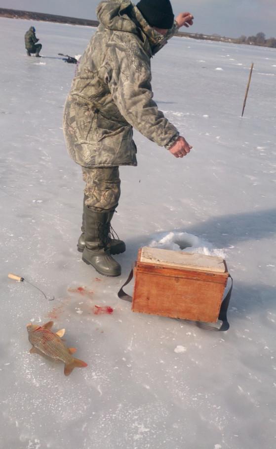 Ловля рыбы на балду зимой, как сделать балду