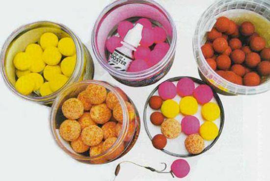 Ловля сазана на бойлы: рецепты приготовления, техника ловли