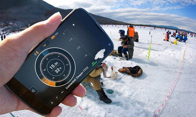 Эхолот для зимней рыбалки через лед: лучшие модели, характеристики