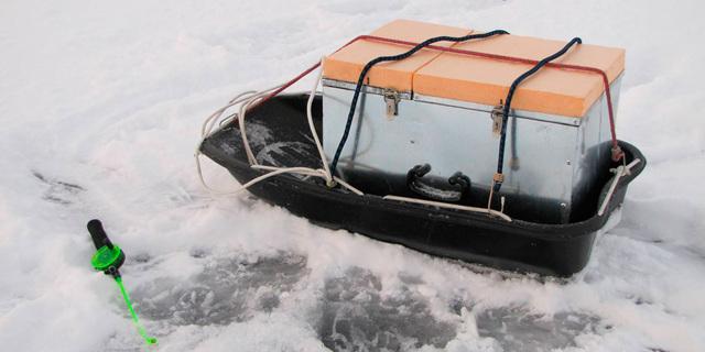 Рыболовный ящик для зимней рыбалки своими руками: инструкция и чертежи