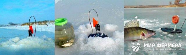 Ловля судака на жерлицы зимой: снасть, наживки, ловля на тюльку