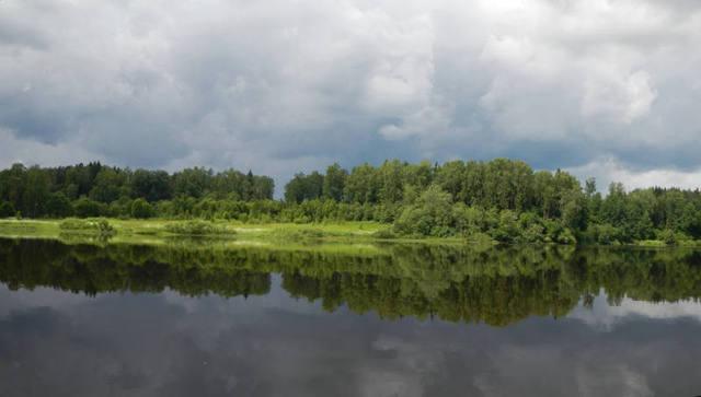 Рыбалка на Озернинском водохранилище: какая рыба водится, как добраться