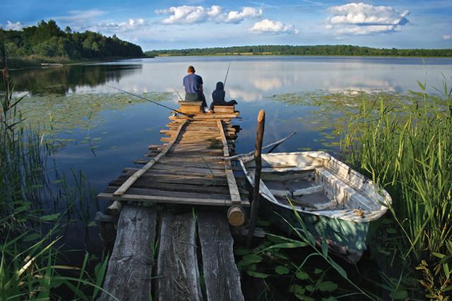 Рыбалка Белогорья: на реках Северный Донец и Оскол, Корочанском водохранилище, платных прудах