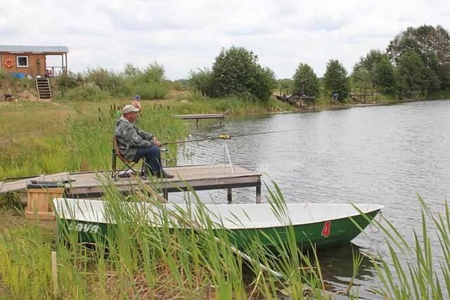 Рыбалка на Оке в Серпуховском районе, платные и бесплатные водоемы